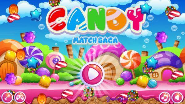 candy match saga | TuZagraj.pl