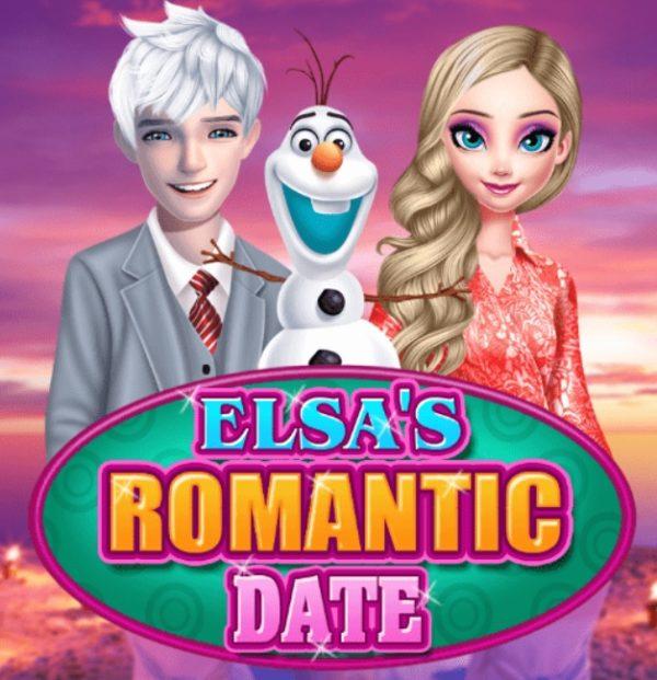 elsa romantic date   TuZagraj.pl