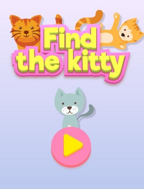 find kitty | TuZagraj.pl
