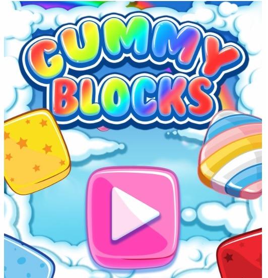gummy block   TuZagraj.pl