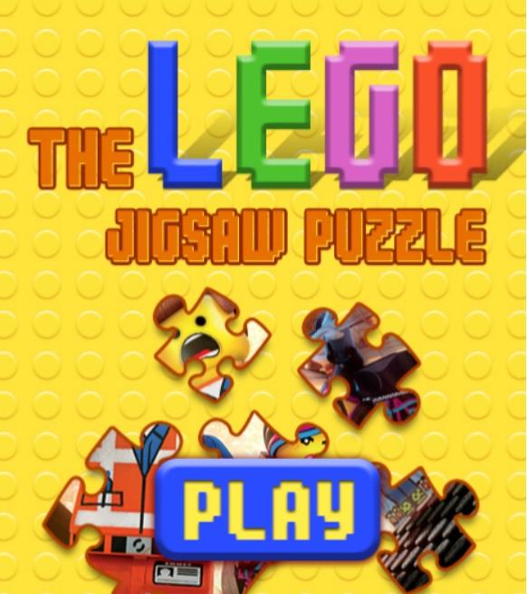 lego jigsaw | TuZagraj.pl