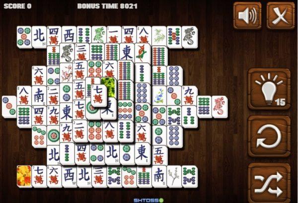 mahjong   TuZagraj.pl
