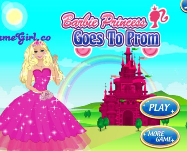 princess barbie | TuZagraj.pl