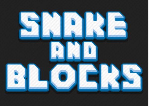 snake and blocks | TuZagraj.pl