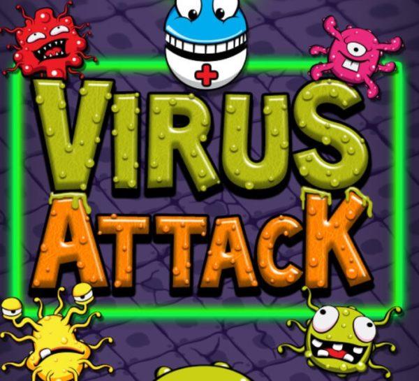 virus attack | TuZagraj.pl