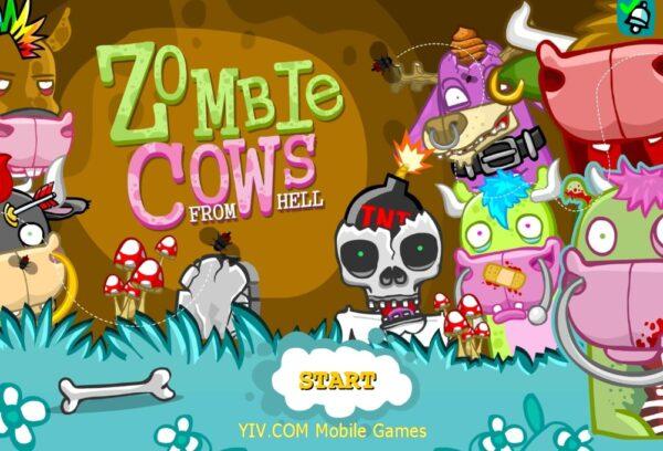 zombi cows   TuZagraj.pl