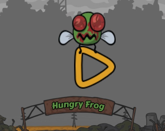 hungry frog | TuZagraj.pl